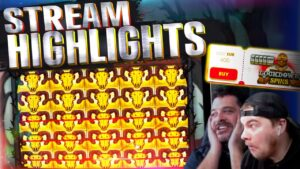 MUST regard INSANE FRUITY SLOTS tape X WIN!! Live current large Win Highlights!