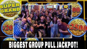 😱 MY BIGGEST grouping force JACKPOT EVER! 🥳 $13,500 inwards 🤑 Super Grand Chance 💸 STRAT Vegas #promotion