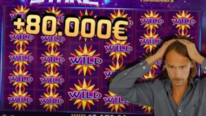 Mega WIN! Streamer win x8000 inwards casino bonus Slots! BIGGEST WINS OF THE calendar week! #24