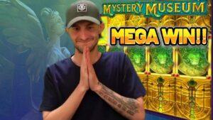 Mystery Museum Slot Mega Win (novel tape)