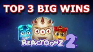 REACTOONZ 2 , TIKI POP , GATES OF OLYMPUS… Top large Wins… Mega Wins… Online casino bonus Huge Wins…