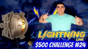 Shara Au Lightning Link Slot Bonus | $500 Challenge To Win At casino bonus EP-24