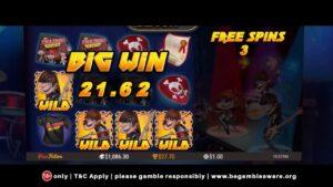 Slot Machine large Win Game The Smashing Biscuit at casino bonus large apple tree Online