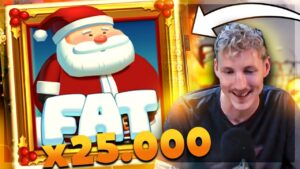 Streamer Crazy Huge large Win on obese Santa slot – TOP BEST WINS OF THE DAILY !