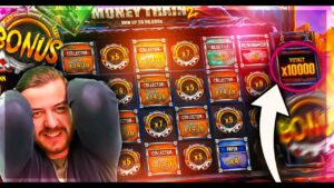 Streamer ULTRA INSANE large WIN x10.000 on Money prepare 2 slot – TOP BEST WINS OF THE DAILY !