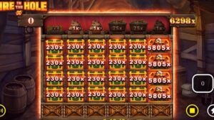 TOP 5 BIGGEST WINS OF THE calendar week ★ 6791X NICE HUGE WIN ON flame inwards THE HOLE SLOT