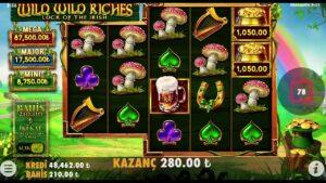 Divje divje bogastvo   Güzel Kazandık Mega Win .. # casino bonus #slot #pragmatic