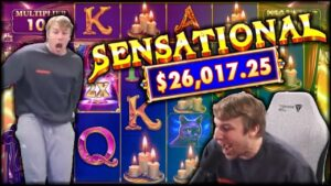 XPOSED FUNNY REACTION (together with large win) – ONLINE casino bonus HIGHLIGHT #90 🔥