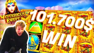 Xposed 101.700$ Win on Mysterious Arab Republic of Egypt Slot – TOP 10 Biggest Wins of the calendar week #10