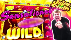 Xposed Insane Win on Juicy Fruits Slot – Daily Dose of Gambling #66