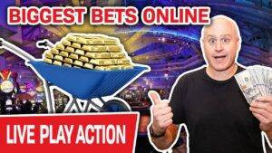 🔴 You testament non reckon BIGGER LIVE SLOT BETS On YouTube 💥 Go large or Go BUST