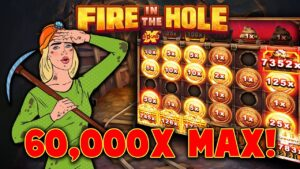 flame inwards THE HOLE xBOMB 🔥 60,000x MAX WIN 🔥