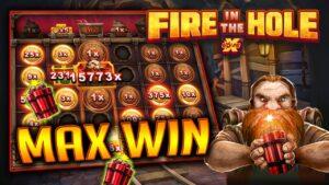 φλεγόμενα προς τα μέσα Η ΤΟΠΟ xBOMB 💎 60,000x MAX WIN!