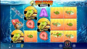 large Bass Bonanza Slot oyununda large Win yaptım. Kupa kızı casino bonus'da