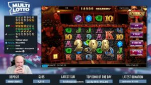 large Bet!! Really large Win From Bonanza Slot!!