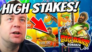 large HIGH STAKES with large WINS!!