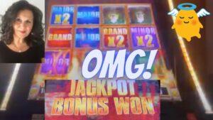 large WIN! The WALKING DEAD Slot Machine@casino bonus! Bonus & MAJOR JackpotX2! Retrigger to a greater extent than GAMES!