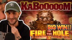 large WIN!! flame inwards THE HOLE XBOMB – ONLINE casino bonus SLOT FROM CASINODADDY LIVE flow