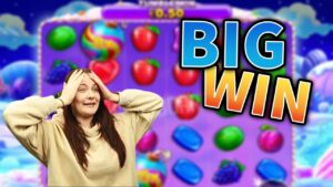 large WIN!! sweetness Bonanza Huge Win – casino bonus Games from MrGambleSlots Live flow