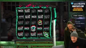 large Win casino bonus ❄ Error Win ❄❄ I Clicked The Wrong Bonus! [Deal Or No Deal large Win]