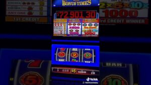 large Win on casino bonus #5 The best slot machines 🎰