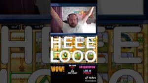large Win on casino bonus #54 wild wild wild🎰