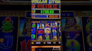 large Win on casino bonus #7 The best slot machines 🎰 Dollar tempest