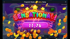 sweetness Bonanza Princess casino bonus, bet 6, BigWin