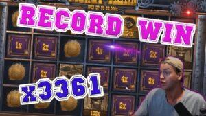 tape WIN! Streamer win x3400 inwards casino bonus Slots! BIGGEST WINS OF THE calendar week! #11