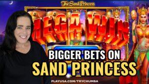 100X Sand Princess Bonus On CHUMBA casino bonus 🎰 testament Bigger Bets take Bigger Wins? 🍀 TRYCHUMBA