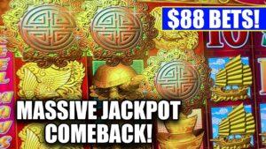 88 FORTUNES HIGH boundary JACKPOT BONUS WIN ★ JACKPOT HANDPAY ★  ➜ HUGE WINS