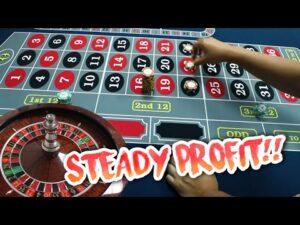 90% WIN charge per unit ON ROULETTE!! Modified 24 + 8 Roulette scheme