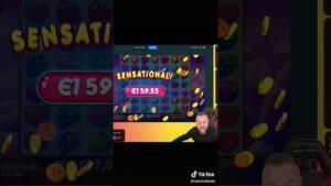 A huge win streamer inward an online casino bonus #71 🎁 100 loose Spins With No Deposit inward The Description