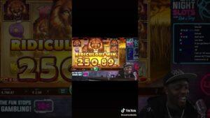 A huge win streamer inwards an online casino bonus #95 🎁 100 release Spins With No Deposit inwards The Description