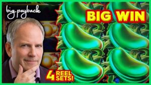 AWESOME novel GAME! Jack's Riches Slot – large WIN BONUS!