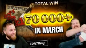 BIGGEST Wins of March!! (Slots as well as Roulette)