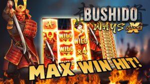 BUSHIDO xWAYS 🗡️ 30,000x MAX WIN!! 🔥