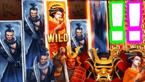 Bushido Ways xNudge 😵 ULTRA large WIN Super Bonus Buys 🔥 This novel Slot is Crazy Omg Must regard‼️
