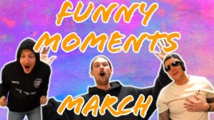CASINODADDY FUNNY MOMENTS & large WINS – MARCH 2021 (HILARIOURS VIDEO COMPILATION)