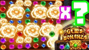 Gems Bonanza 💎 large win Bonus Buys as well as dorsum to dorsum 😵 level upwards Huge Squares hitting This tin can Pay‼️