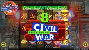 INSANE $35,000 tape WIN! Punk Rocker, large win, slots, slot, casino bonus, online slots, online casino bonus