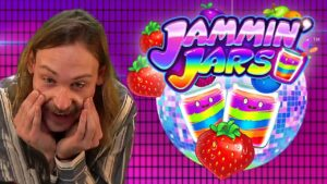 JAMMIN JARS large WIN – casino bonus SLOT WIN FROM CASINODADDYS flow