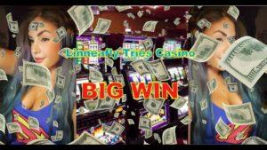 Linneafly  tries casino bonus – large WINS