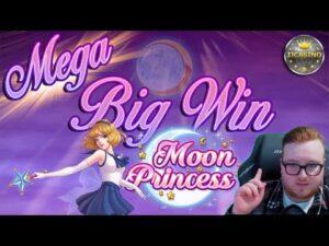 MEGA large WIN AT Luna PRINCESS!!! ONLINE casino bonus SLOT WIN FROM JJCASINO´S LIVE flow
