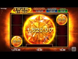 ONLINE SLOTS Tiger Stone Biggest Win Ever X200
