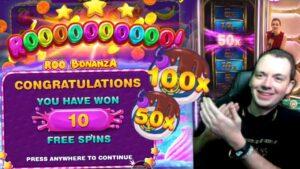 Roo Bonanza large WINs & Live casino bonus HighLights, Megaball 50x Multiplier