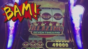 SURPRISE large WIN OUT OF NOWHERE!  MGM GRAND DETROIT casino bonus!!!