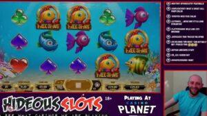 Slot Machine Huge Win ◷ World tape Win. Slot Machine Razor Shark large Win. Online casino bonus Pf