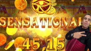 Slot casino bonus. large win.. Halmouch