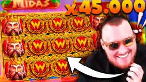 Streamer novel Extra Super Win +400.000€ on The paw of Midas slot – TOP BEST WINS OF THE DAILY !